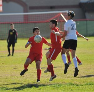 Boys Soccer CIF Playoffs: 2-1 Win over Yeshiva