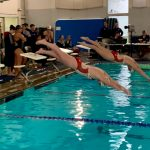 Herald Exhibition Swim with Maranatha & Northview H.S.