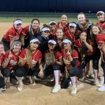 Lady Heralds Win Bakersfield Tournament Championship!