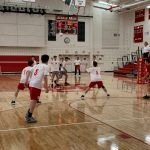 Boys Varsity Volleyball beats Maranatha 3 – 0