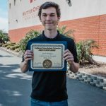 Herald Seth Hoskins Honored by CIF Commissioner!