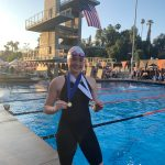 Sarah Isip Finishes CIF Finals Swim Meet with a Gold and Bronze