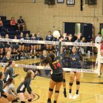 Volleyball Starts on the Road with Victory at Sonora