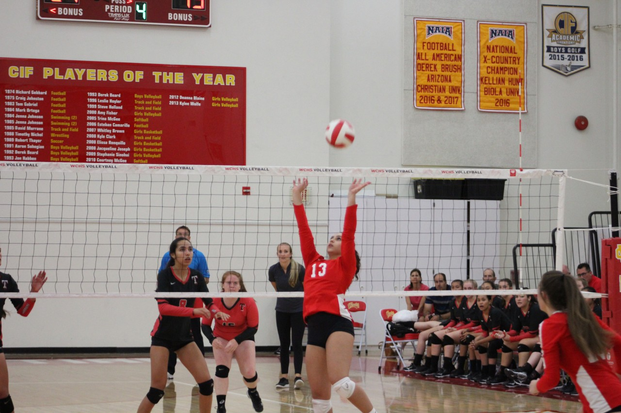 Whittier Christian Downs Troy HS 3 – 1