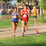 Cross Country performs well at the Pat Hadley Memorial Invitational
