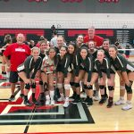 Heralds Volleyball Finds Success At Tustin Classic