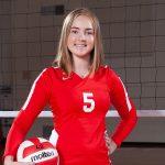Senior Clare Jordan Recognized As Scholar Athlete