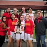 JV Lady Heralds Take 2nd Place in Westminster Tourney