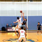Boys Varsity Basketball 1-1 At Bellflower Tournament
