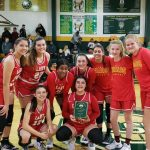 WC Girls Basketball Beats Ontario Christian to Take OCHS Knight Time Classic Championship