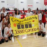 Lady Herald Joleen Corona Honored By Herald Community For Reaching Career Scoring Milestone…