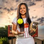 WCHS Herald Pitcher Brooklyn Carreon Throws Perfect Game