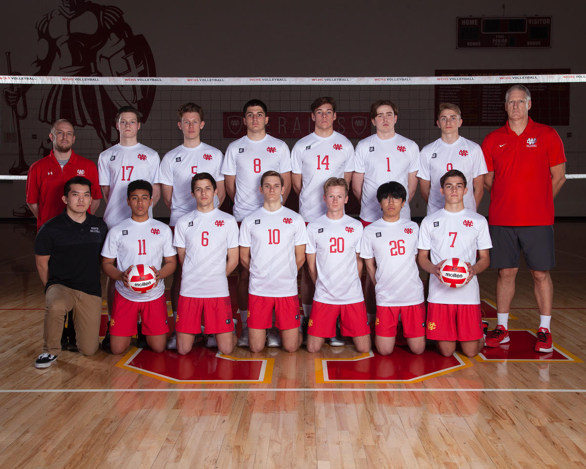 Boys Volleyball Bests Norwalk in Four Sets…