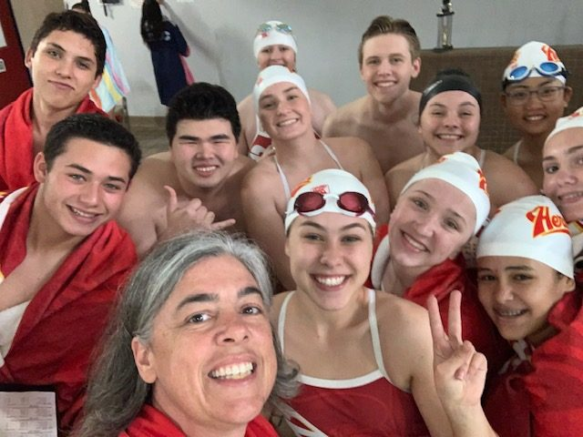WCHS Swim Off to Its Best Season Start in Program History…