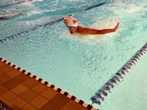 2020 WCHS Swim Team