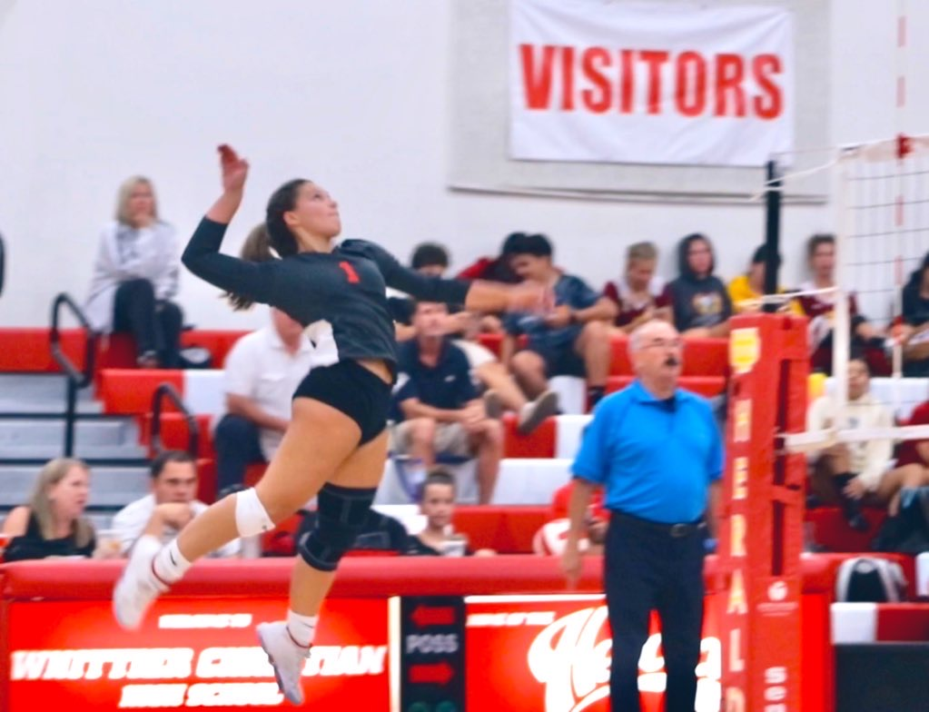 Makena Morrison and Haden Bones Nationally Recognized by PrepVolleyball.com