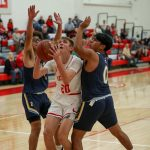 WCHS Boys Varsity Basketball vs. California High School (Game Images 2 of 2)