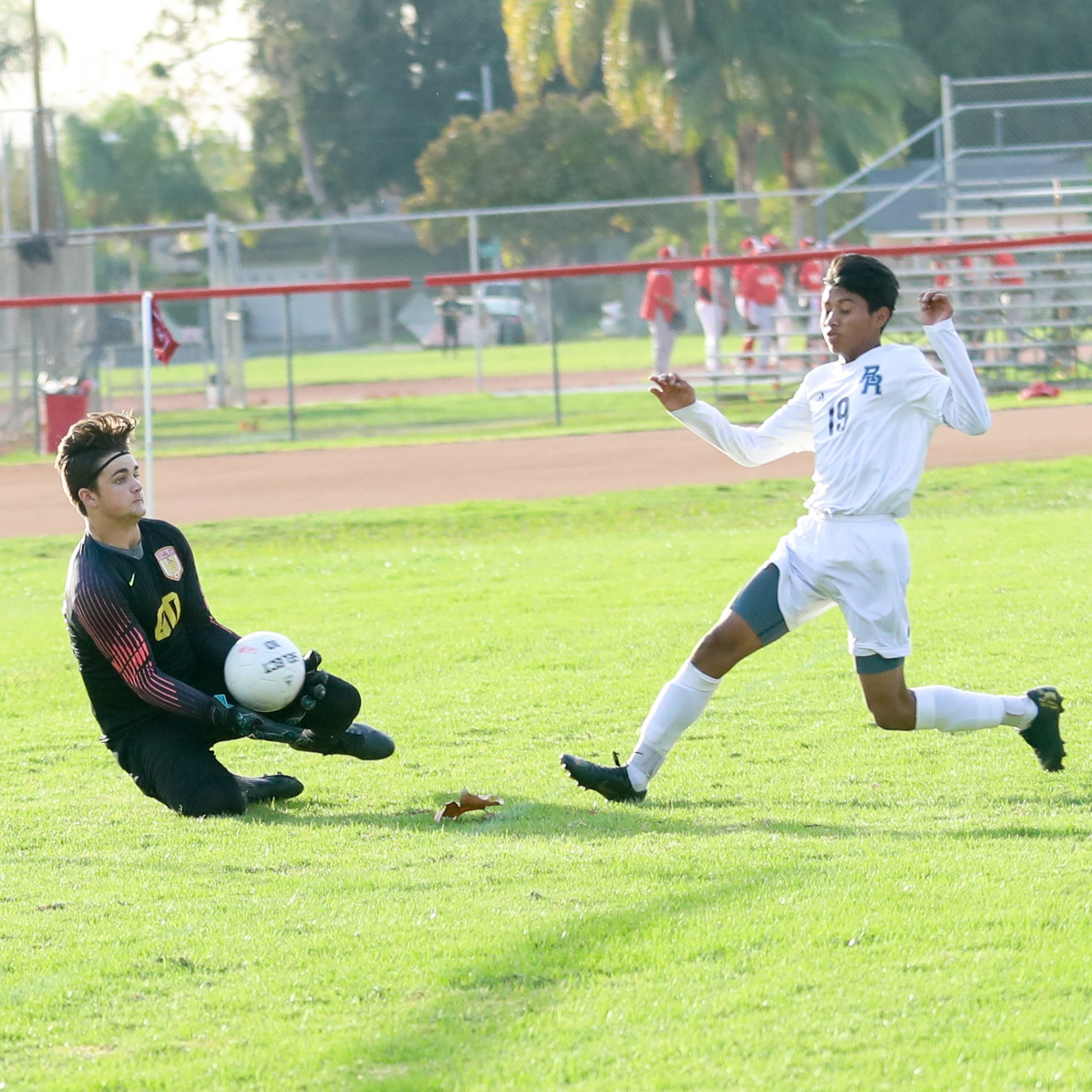 WCHS Varsity Boys Soccer vs. Cantwell Pictures (Volume 1)