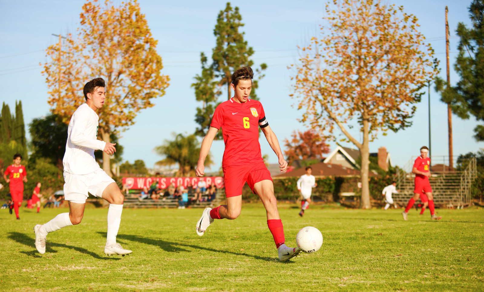 WCHS Varsity Boys Soccer vs. Cantwell Pictures (Volume 2)