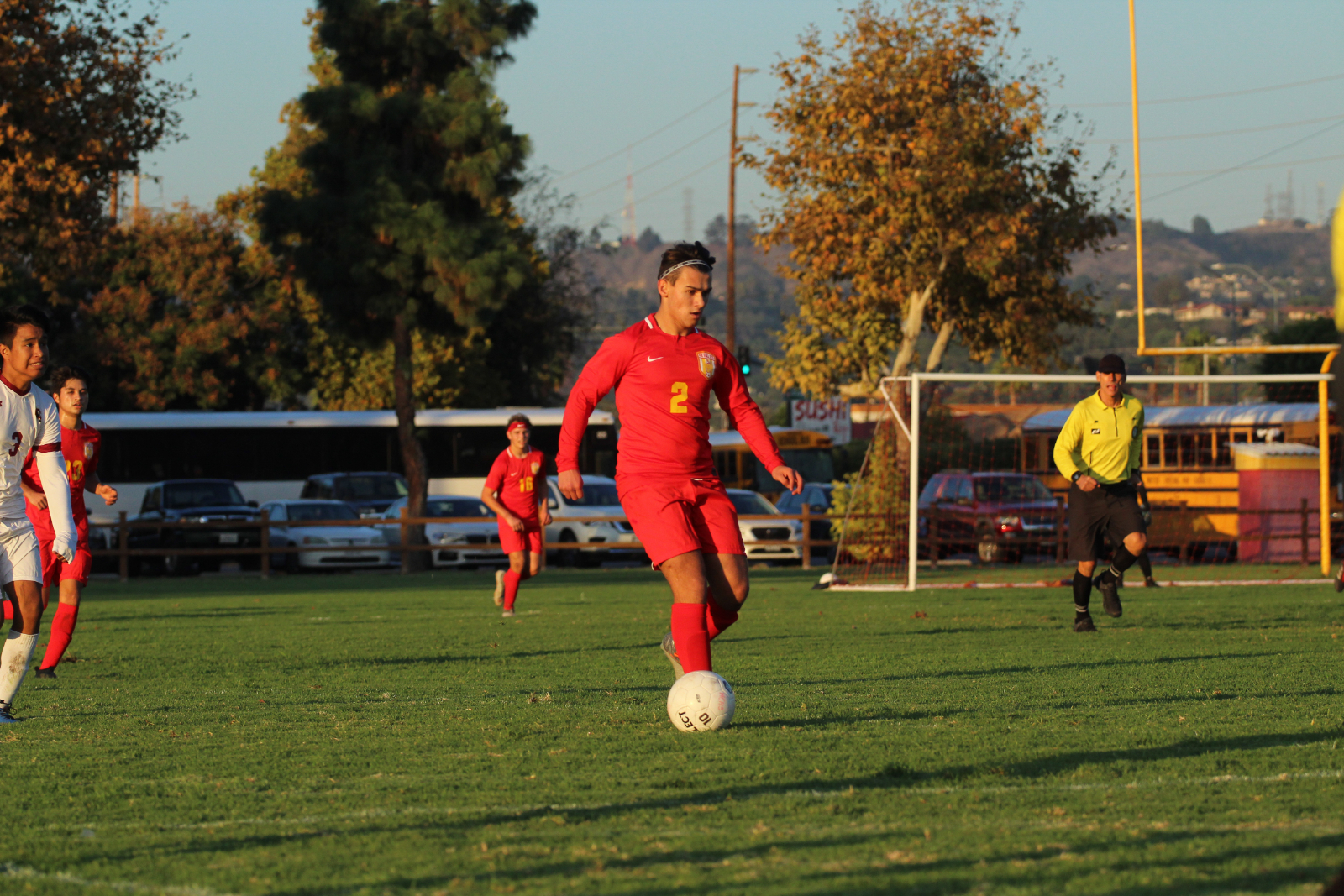 WCHS Varsity Boys Soccer vs. Cantwell Pictures (Volume 6)
