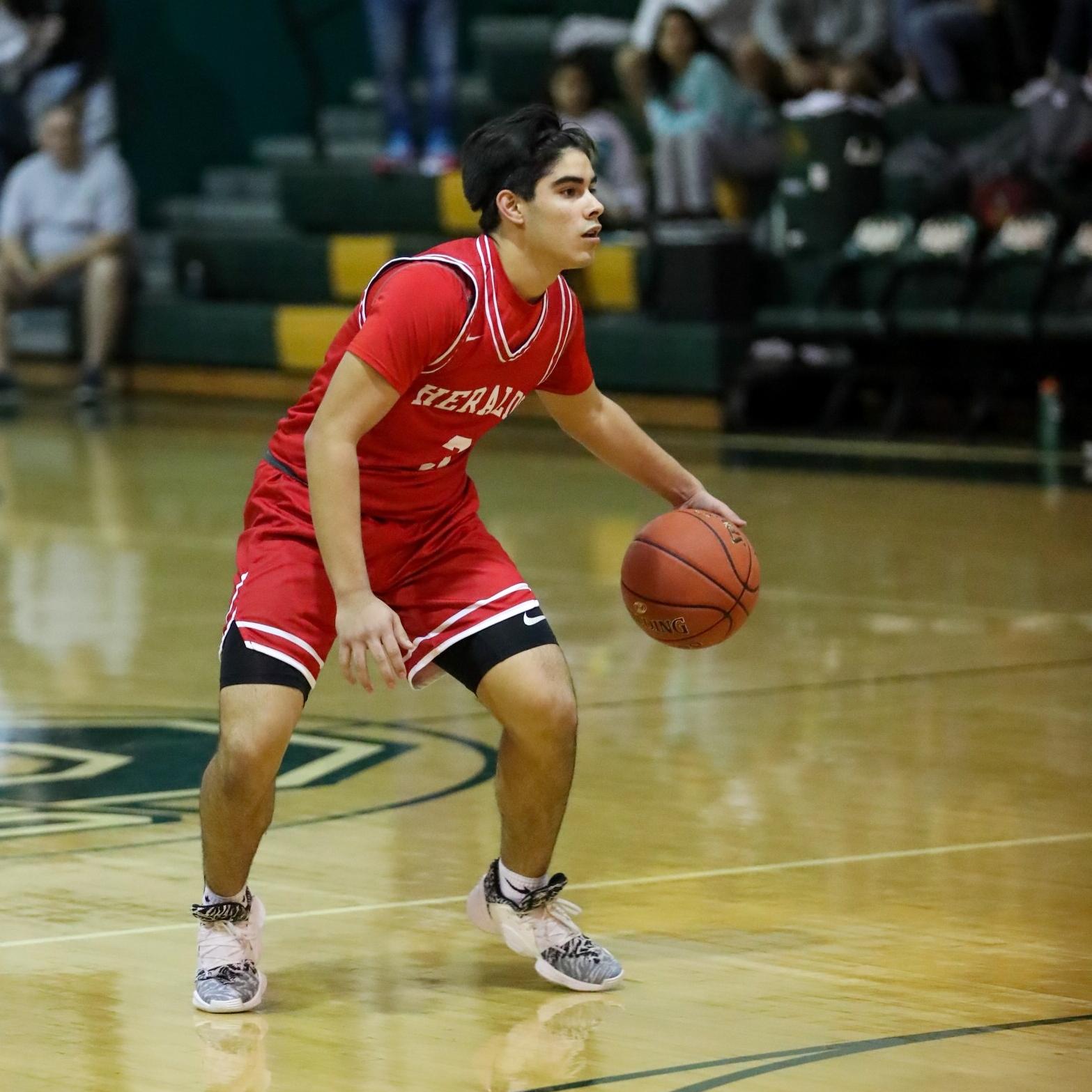 WCHS Boys Varsity Basketball vs. OCHS Pictures