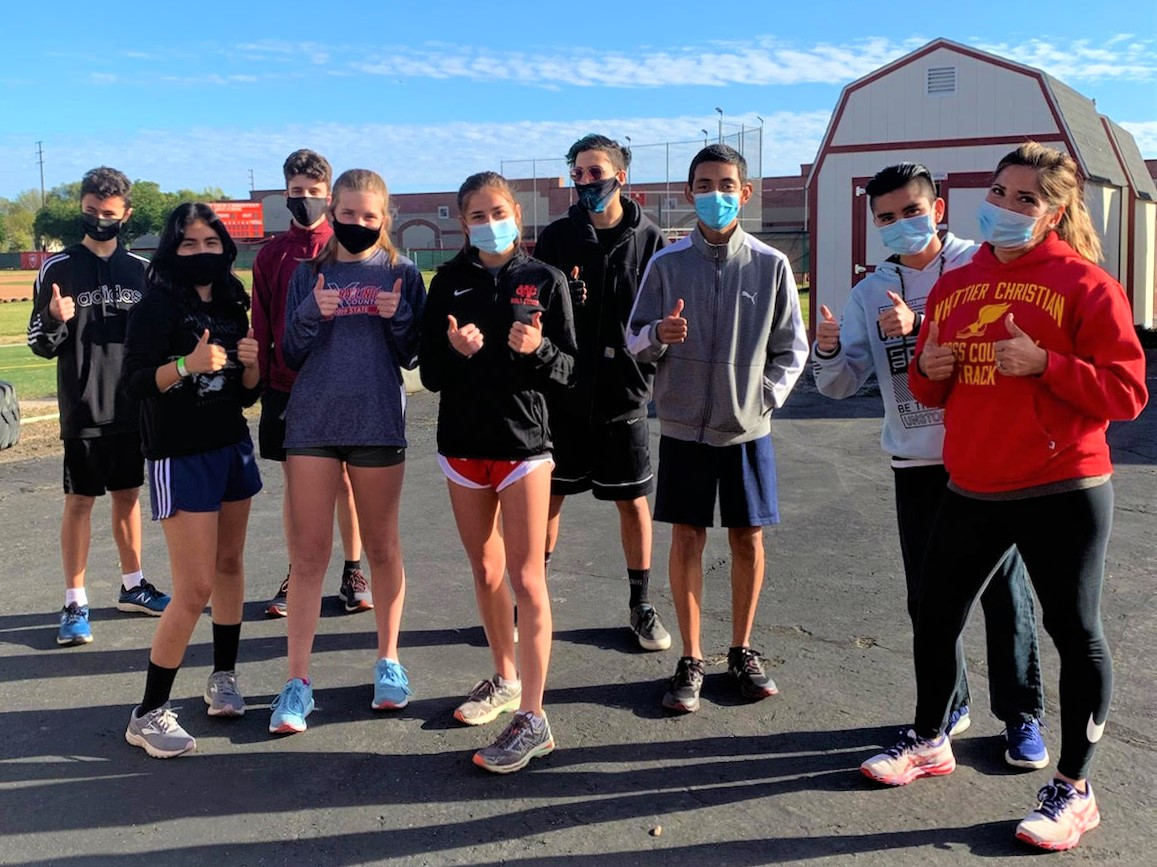 WCHS Heralds XC Shines in Second Olympic League Meet