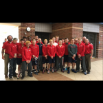 Austintown Fitch High School Boys Varsity Wrestling finishes 1st place