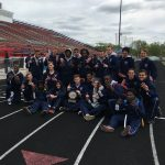 Austintown Fitch High School Boys Varsity Track finishes 1st place