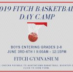 2019 Fitch Basketball Day Camp