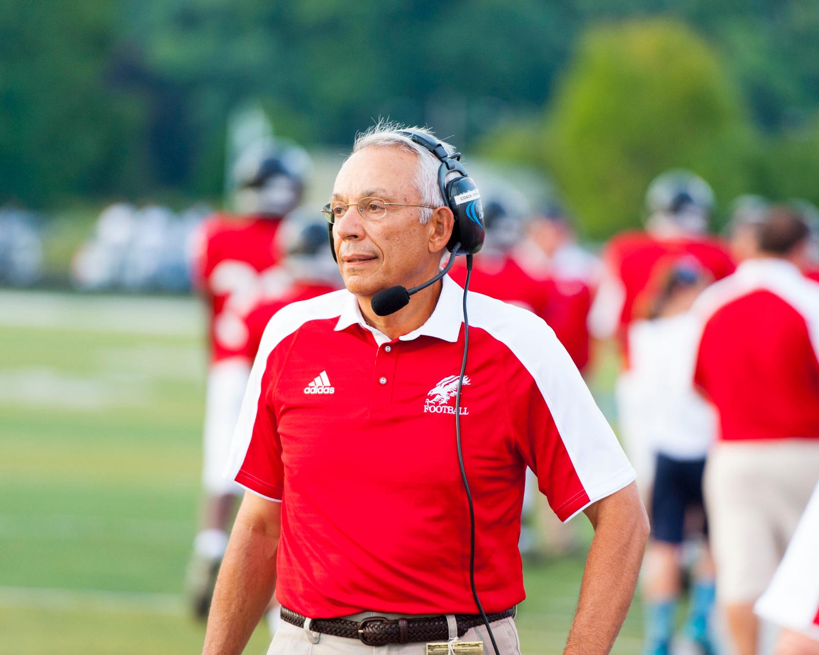In memory of Coach Phil Annarella 1949-2019