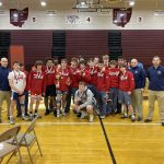Austintown Fitch Goes 5-0 on the day to start the Season