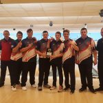 Boys Varsity Bowling finishes in 1st place at Holiday Tournament @ Camelot Lanes