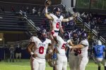 Falcons bless Benedictine 42-14 in Cleveland