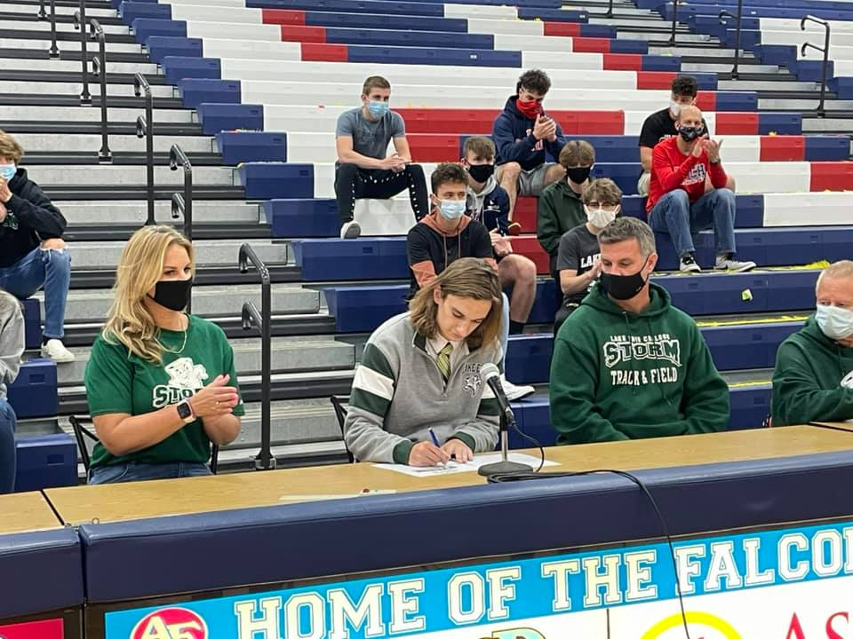 Corbin Roby Signs to Lake Erie College