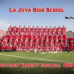 La Joya Coyotes Football Parents Night