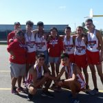 La Joya Boys Cross Country 3rd Place