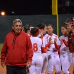 La Joya High School Varsity Softball beat Zapata High School 2-1