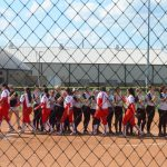 La Joya High School Varsity Softball beat Calallen High School 5-4
