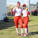 La Joya High School Varsity Softball beat Orange Grove High School 8-7