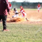 La Joya Coyotes Softball Defeats Donna In Blow Out Victory Thanks To Sixth Inning Boost