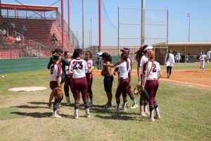 FLOUR BLUFF & PSJA MEMORIAL LJ Tournament