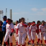 La Joya Coyotes Softball's Early Lead Over Raymondville Sets Stage For Victory