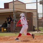 La Joya Coyotes Softball Takes The Game Over Lopez In A Blow-Out Victory, 16-1
