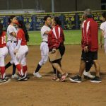 La Joya Coyotes Softball Stymied By Edinburg North, Lose 11-1