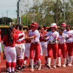 La Joya Coyotes Softball Blows Away Rio Grande City By 13 Runs