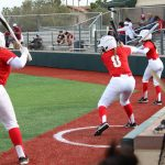 Tight Game Between Zapata And La Joya Coyotes Softball Ends In A Tie