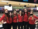 Girls Varsity Bowling finishes 11th place at Ohsaa Div 2 State Bowling Tournament