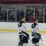 Hockey Team Plays For Regional Championship