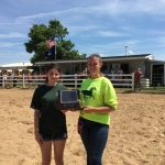 Middle School Equestrian 1st Place