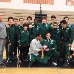West Bloomfield High School Coed Varsity Wrestling finishes 1st place